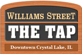 The Tap on Williams Street Logo